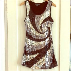 Sexy Sequin Party Dress!